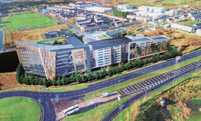 Galway daily news Plans progress for €130 million Doughiska development
