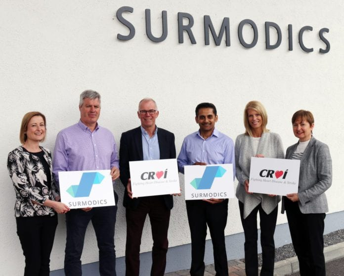 Galway Daily news Ballinasloe medtech company partners with local stroke charity