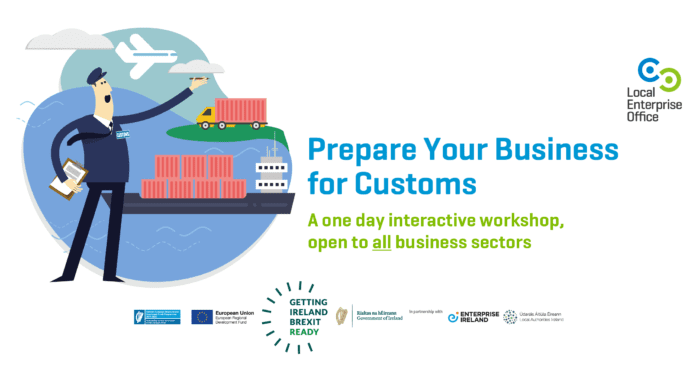 Galway Daily news Workshop on helping businesses deal with UK customs after Brexit