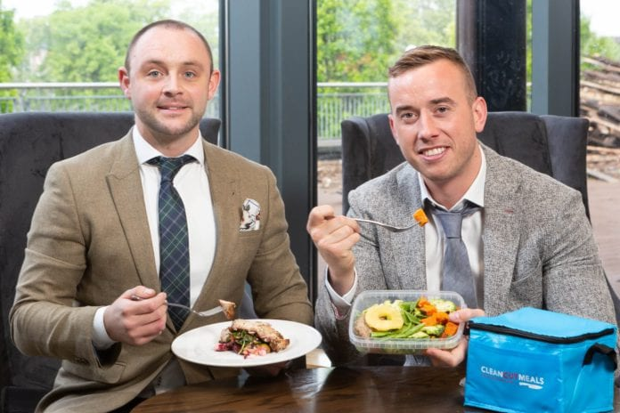 Galway Daily news Clean Cut Meals crowned Best Start-Up Business in Ireland