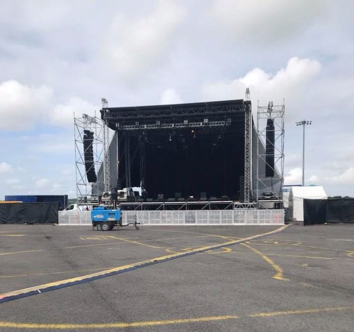 Galway Daily life & style Disappointment as fever pitch music festival forced to cancel due to bad weather