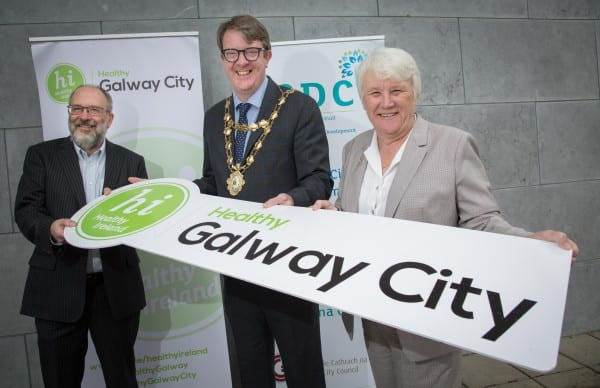 Galway Daily news Three year health plan for Galway city launched