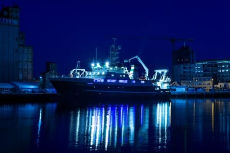 Galway Daily news Historic landmarks lighting up blue for world oceans day