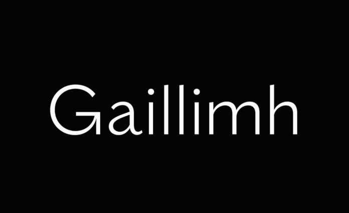 Galway daily life & style Gaillimh typeface wins design award