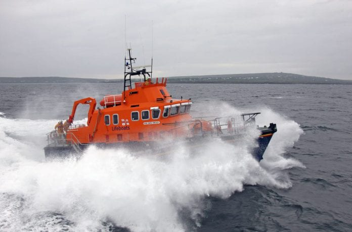 Galway Daily news Aran Islands lifeboat performs double medical evacuation from Inis Mór