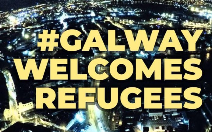 Galway Daily news GARN looking for solidarity selfies for World Refugee Day