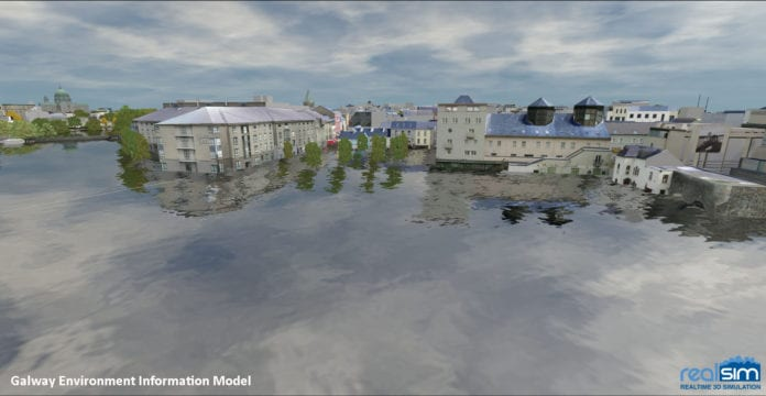 galway dailyrising sea levels climate change
