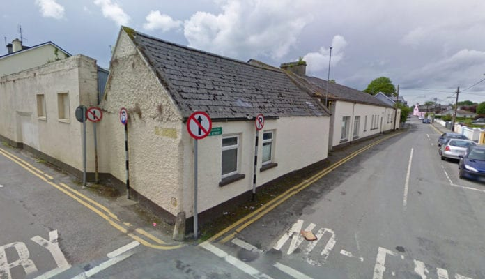 Plans for housing development at old Loughrea army barracks