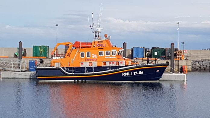 Galway Daily news Aran Islands lifeboat called to early morning medical transfer