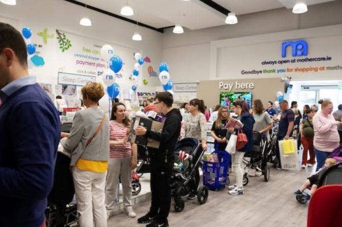 Galway daily business Mothercare launches biggest ever summer sale