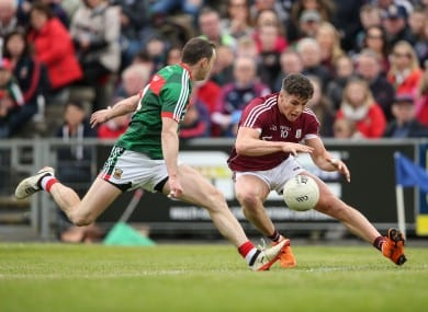 Galway Daily sport Galway to face Mayo in Round 4 of the All-Ireland qualifiers