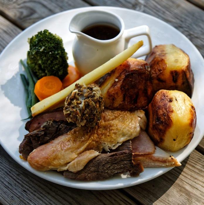 roast dinner ireland galway daily