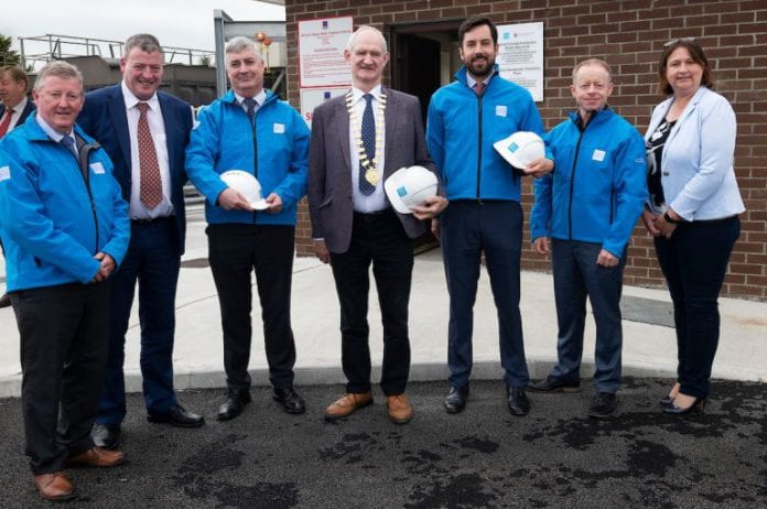 Galway Daily news Athenry Wastewater treatment plant opens