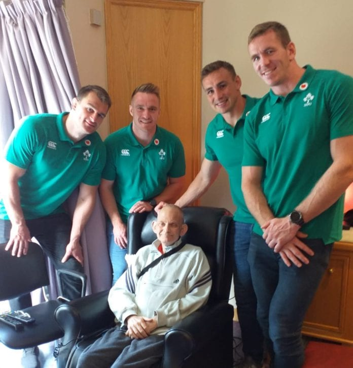 irish rugby galway hospice galway daily
