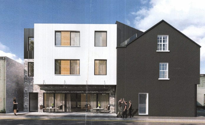 Galway Daily news Plans for Newtownsmith guesthouse and restaurant approved