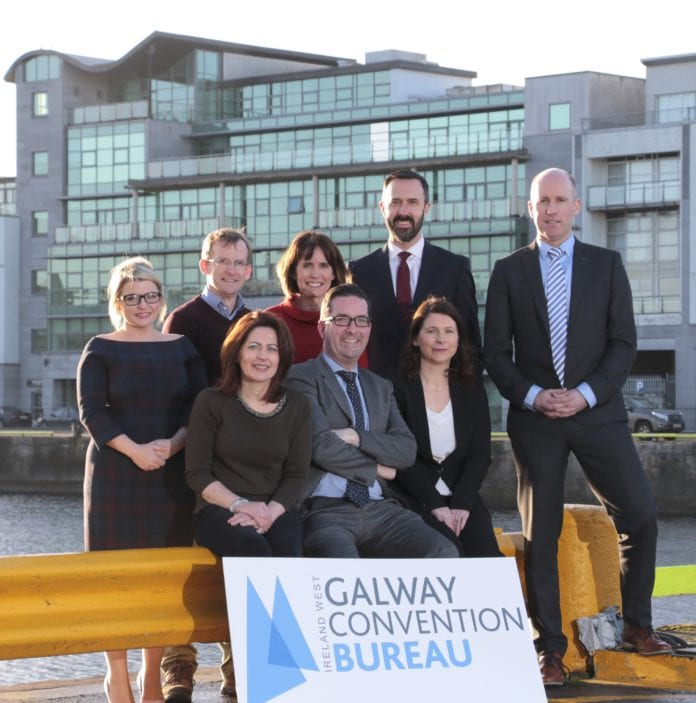 Galway Daily business Champions sought to bring an international conference to Galway