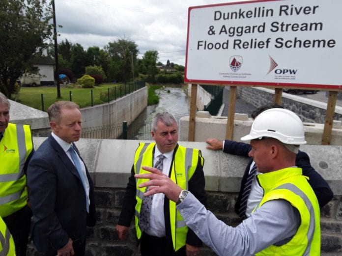 Galway Daily news Minister hears south galway flooding and coastal erosion concerns