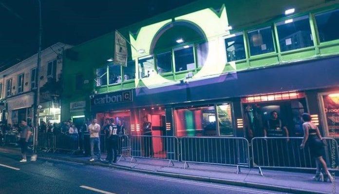 carbon nightclub galway daily