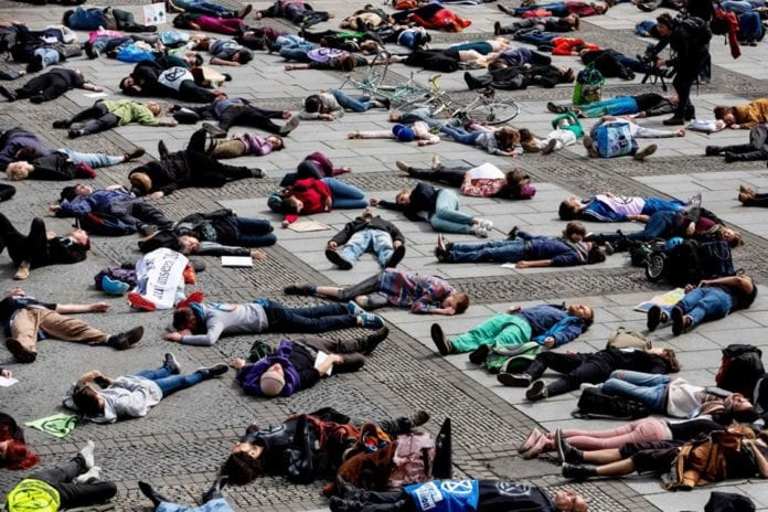 die in dead galway daily protest