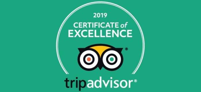 tripadvisor 2019 award galway daily