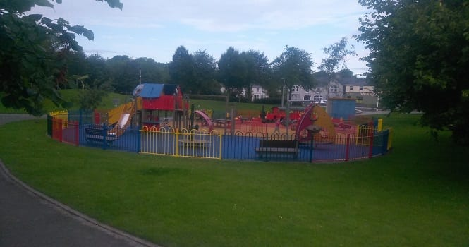 Galway Daily news Millennium Park wins Green Flag award