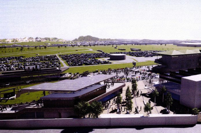 Galway Daily news Planning approval for redevelopment of Galway Racecourse