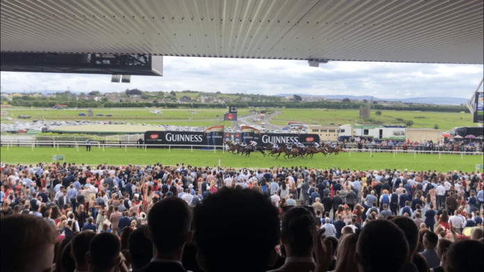 Galway Daily sport Ladies day Galway Races