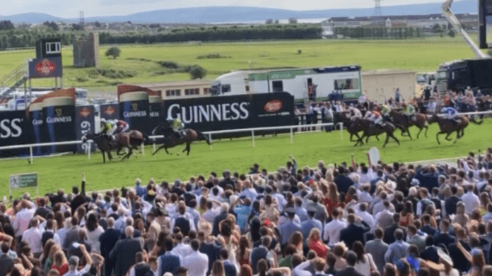 Galway daily sport Guinness Galway Hurdle race result