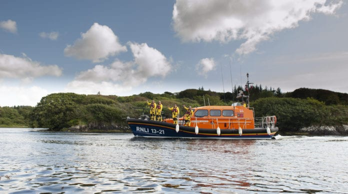 Galway Daily news Clifden RNLI receives new lifeboat