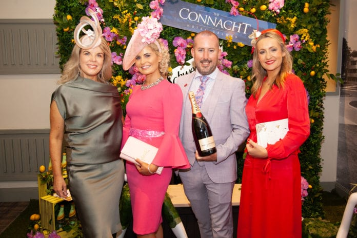 Galway Daily life & style the best of race week with the Connacht Hospitality Group