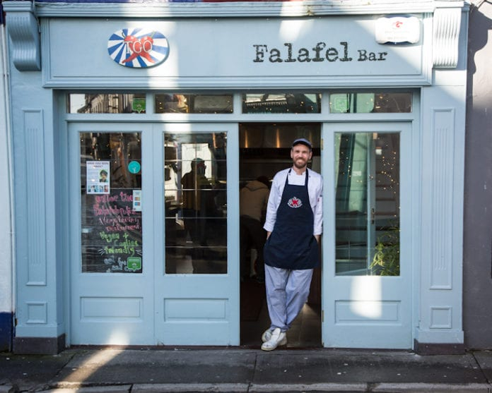Galway Daily life & style Galway's Mr falafel turns 15