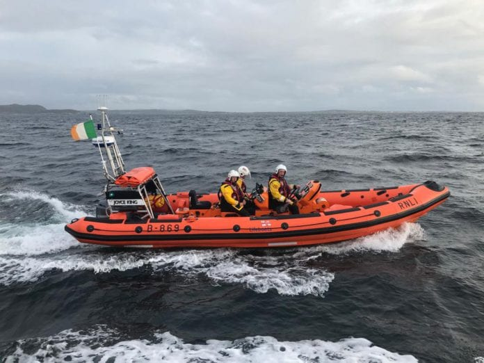 Galway daily news Six year old boy rescued after being swept out to sea in Connemara