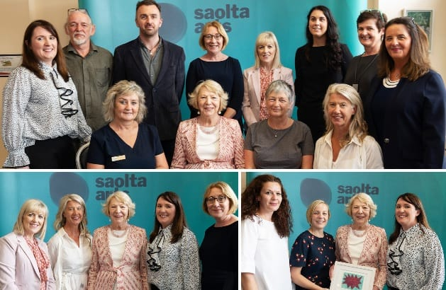 Galway Daily life & style Sabina Higgins launches Saolta Arts Trust