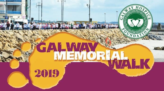 Galway Daily news Galway Hospice Memorial Walk