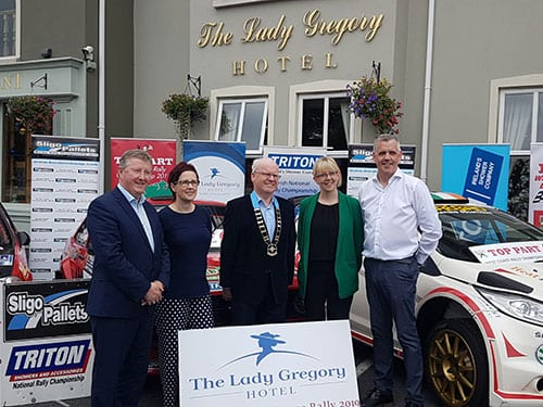 lady gregory summer rally sean canney galway daily