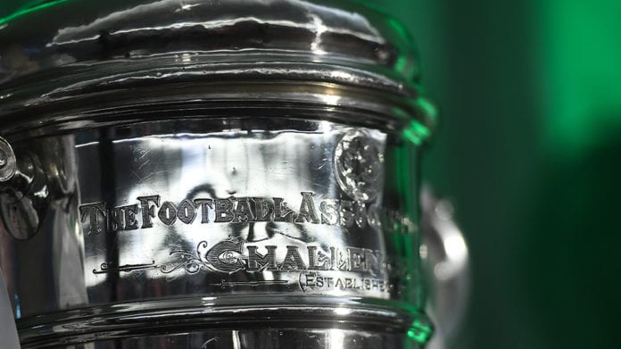Galway Daily sport Galway United v Cork City FAI Cup tie