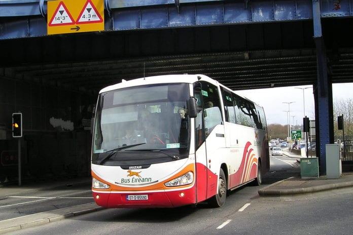 bus eireann bus galway daily