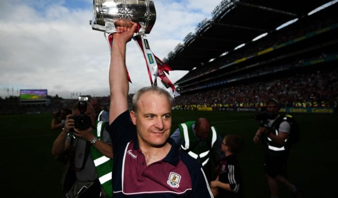 Galway Daily sport Galway GAA thanks Micheál Donoghue for years of service