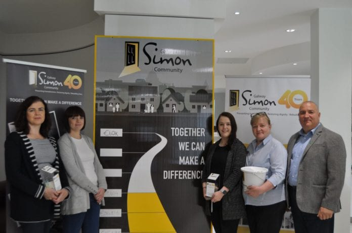 Galway Daily news Tech giants raise €40k for Galway Simon Community