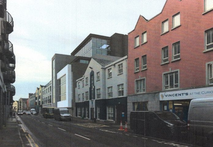 Galway Daily news €5 million city centre office development rejected again