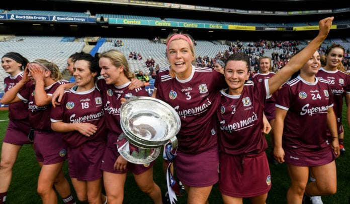 Galway daily sport Cathaoirleach Charity offers best wishes to Galway Camogie team