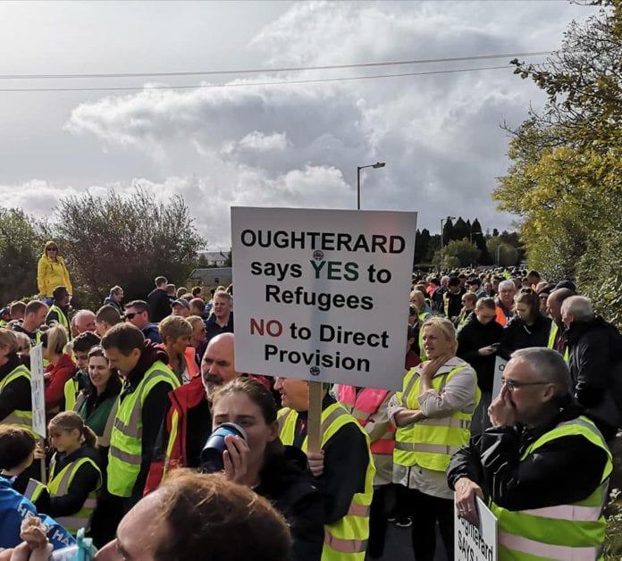 Galway Daily news Oughterard activists accuse government of evasion and dishonesty