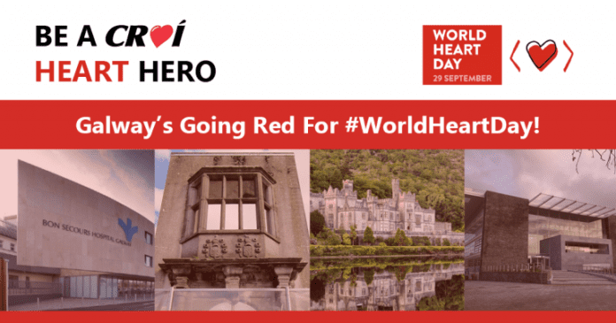 Galway Daily news Croi World Heart Day