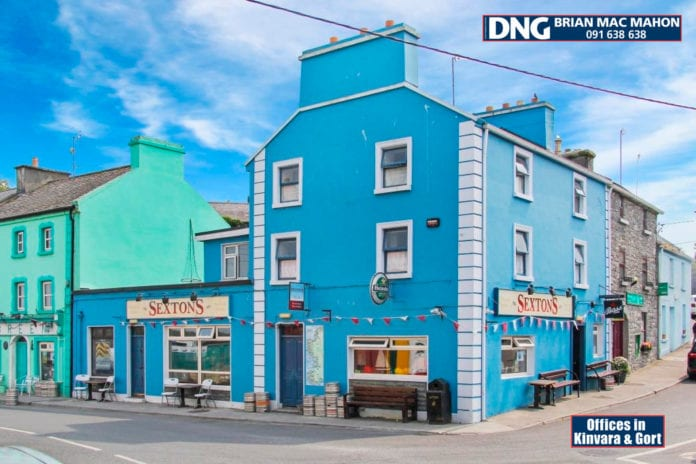 Galway Daily business Kinvara pub on sale for €795,000