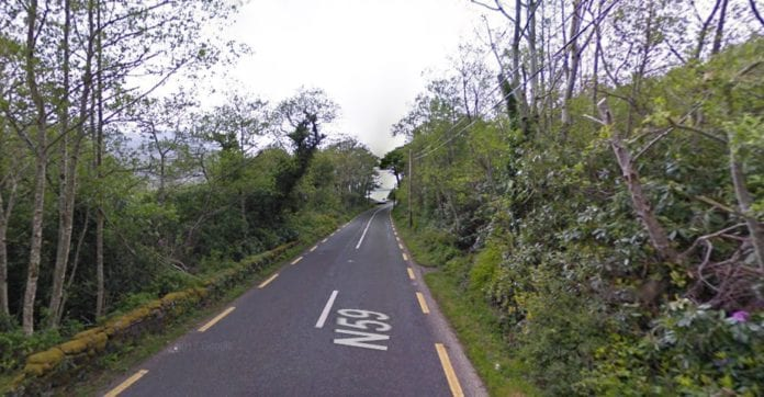 Galway Daily news N59 in Galway is the most dangerous road in Ireland