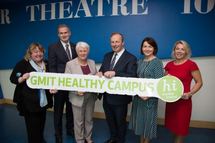 Galway Daily news GMIT Healthy Campus