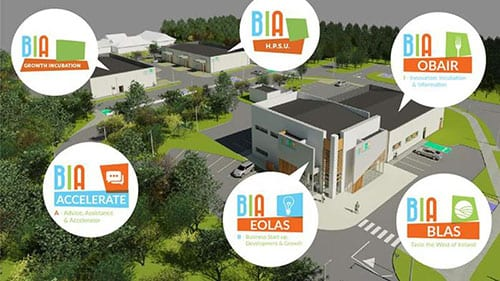 Galway Daily news Athenry BIA Innovator campus ready to begin construction
