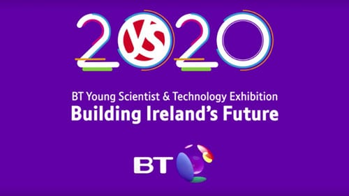 Galway Daily BT Young Scientist 2020