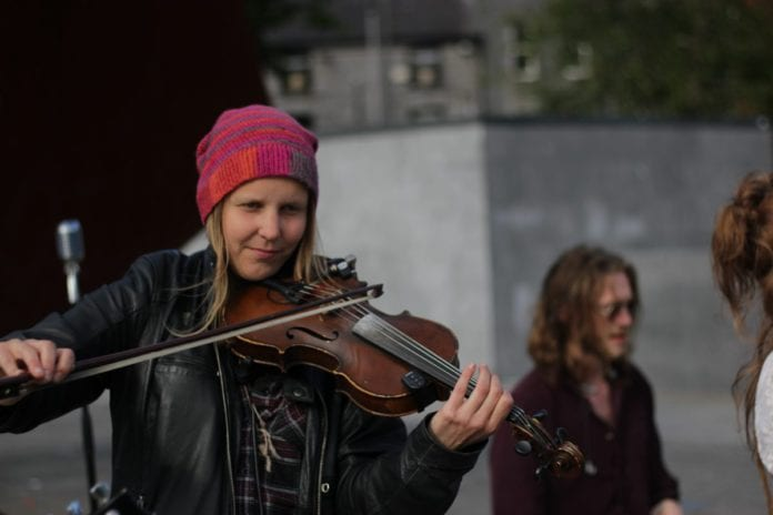 Galway Daily news Buskers warn busking bylaws will force many to leave Galway
