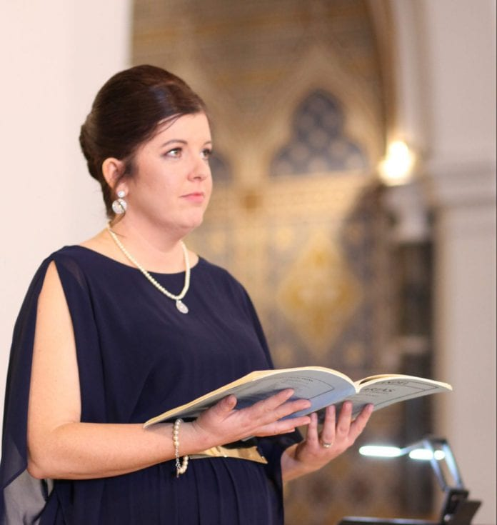 Galway Daily arts culture Oranmore opera Soprano charity concert